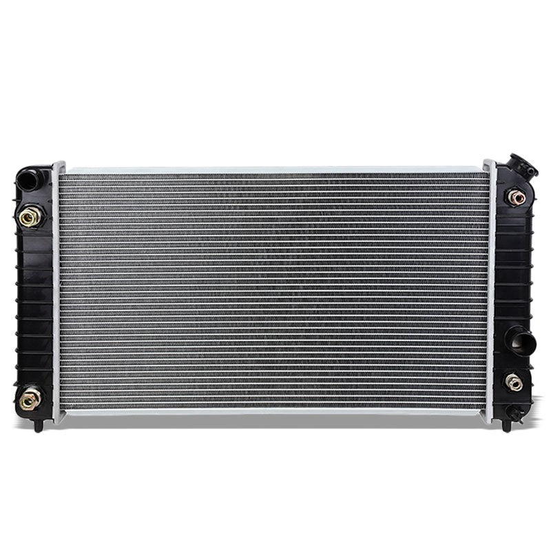 High Flow OE Style Aluminum Core Radiator For 96-04 Chevrolet S10 4.3L AT-Performance-BuildFastCar