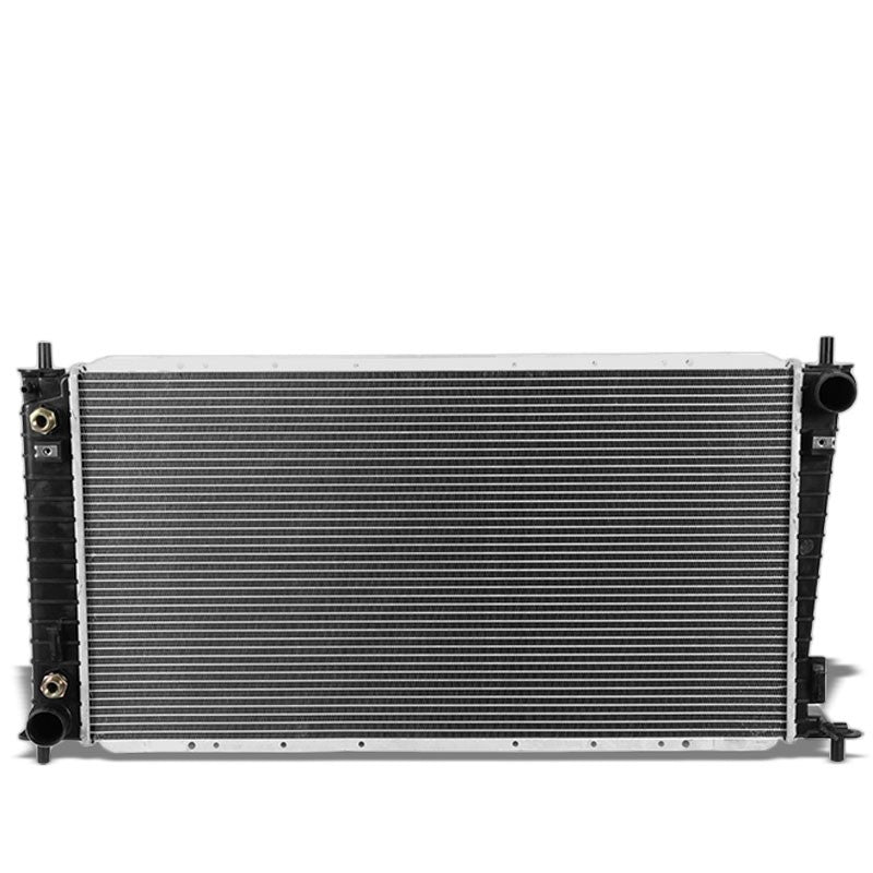2-Row OE Style Direct Replacement Aluminum Radiator For 97-98 Expedition 4.2 4.6-Cooling Systems-BuildFastCar-BFC-RADOE-1831