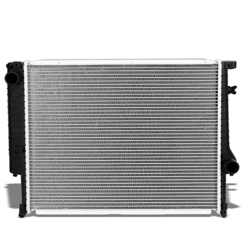 1-Row OE Style Direct Replacement Aluminum Radiator For 95-99 BMW M3 3.0L 3.2L-Cooling Systems-BuildFastCar-BFC-RADOE-1841
