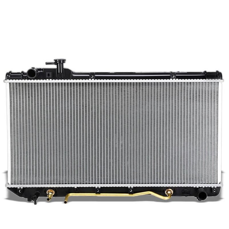 1-Row OE Style Direct Replacement Aluminum Radiator For 96-97 Toyota RAV4-Cooling Systems-BuildFastCar-BFC-RADOE-1859