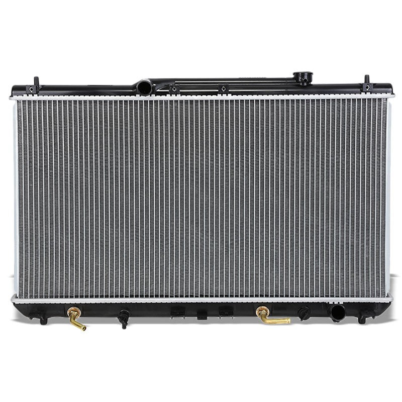 High Flow OE Style Aluminum Core Radiator For 97-01 Toyota Camry 2.2L AT-Performance-BuildFastCar