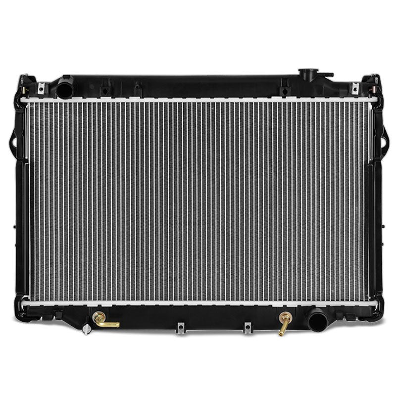1-Row OE Style Direct Replacement Aluminum Radiator For 96-97 Lexus LX450-Cooling Systems-BuildFastCar-BFC-RADOE-1917