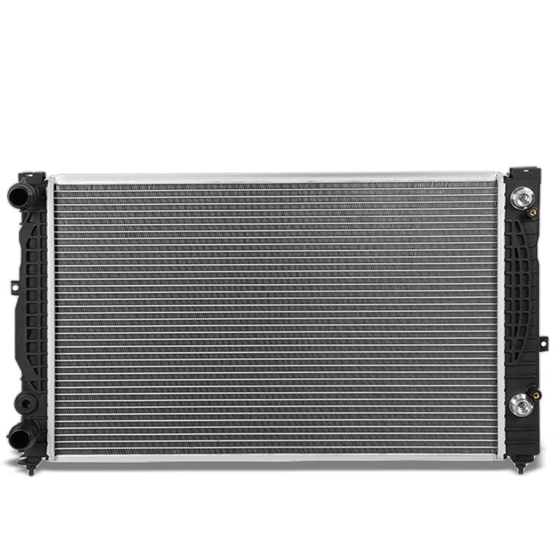 2Row OE Style Direct Replacement Aluminum Radiator For 98-05 VW Passat 1.8L 2.0L-Cooling Systems-BuildFastCar-BFC-RADOE-2034