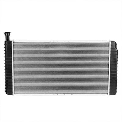 1-Row OE Style Direct Replacement Aluminum Radiator For 97-99 Chevy Cargo Van-Cooling Systems-BuildFastCar-BFC-RADOE-2044