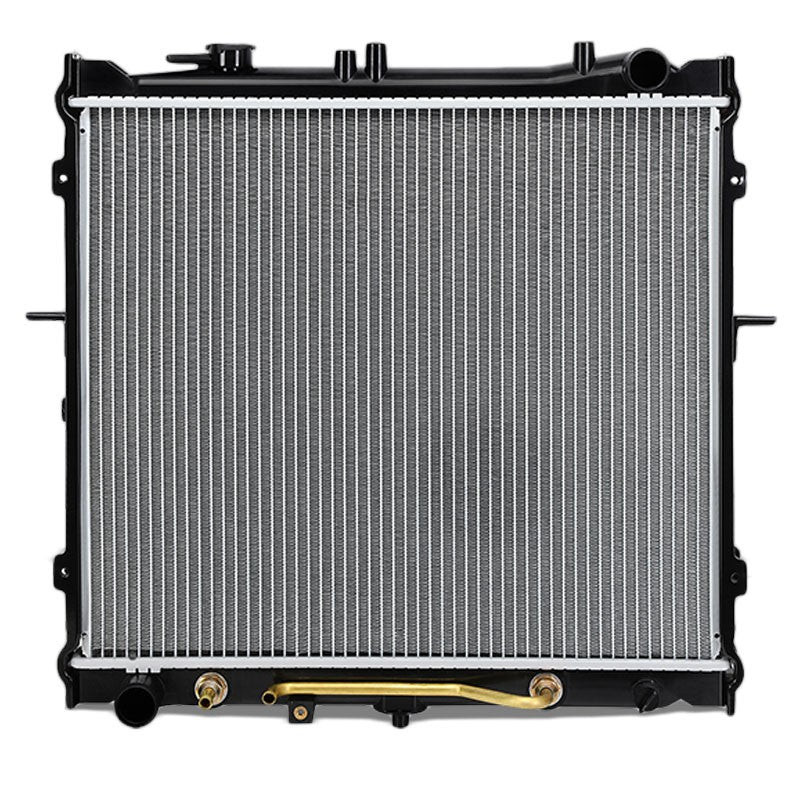 1-Row OE Style Direct Replacement Aluminum Radiator For 95-01 Kia Sportage 2.0L-Cooling Systems-BuildFastCar-BFC-RADOE-2057
