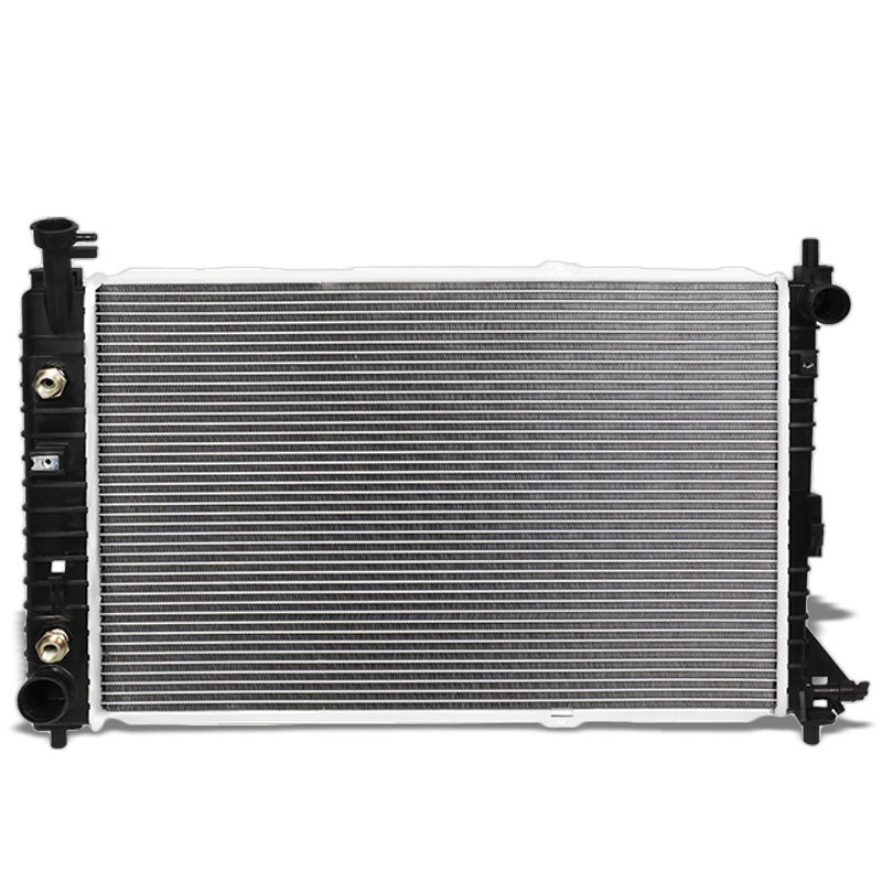 1-Row OE Style Direct Replacement Aluminum Radiator For 97-04 Mustang 3.8L 3.9L-Cooling Systems-BuildFastCar-BFC-RADOE-2138