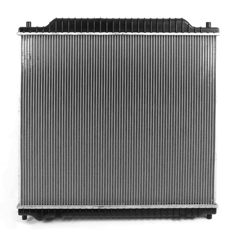 1-Row OE Direct Replacement Aluminum Radiator For 99-04 Ford F-250 Super Duty-Cooling Systems-BuildFastCar-BFC-RADOE-2171