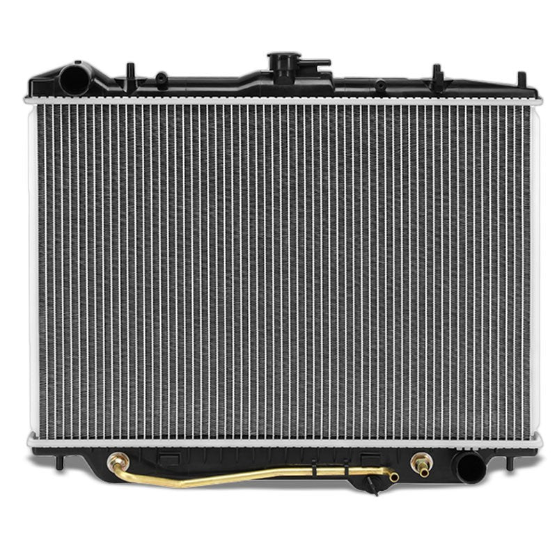 1-Row OE Style Direct Replacement Aluminum Radiator For 98-02 Honda Passport 3.2-Cooling Systems-BuildFastCar-BFC-RADOE-2195