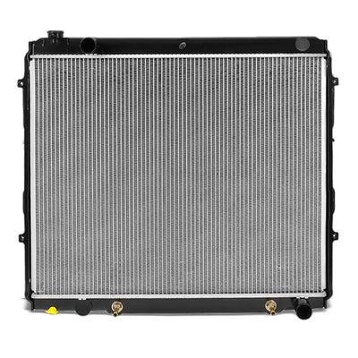 2-Row OE Style Direct Replacement Aluminum Radiator For 00-06 Toyota Tundra 4.7L-Cooling Systems-BuildFastCar-BFC-RADOE-2321