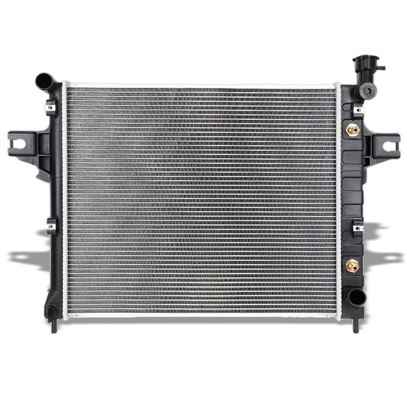 High Flow OE Style Aluminum Core Radiator For 01-04 Jeep Grand Cherokee 4.7L AT-Performance-BuildFastCar
