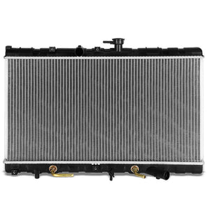 1-Row OE Style Direct Replacement Aluminum Radiator For 01-02 Kia Rio 1.5L-Cooling Systems-BuildFastCar-BFC-RADOE-2392