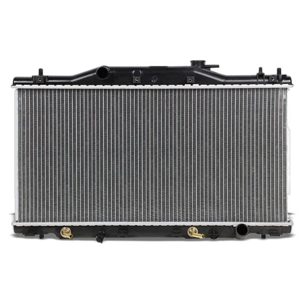 1-Row Black/Metallic Aluminum OEM Radiator Kit For 02-06 Acura RSX 2.0L AT-Performance-BuildFastCar