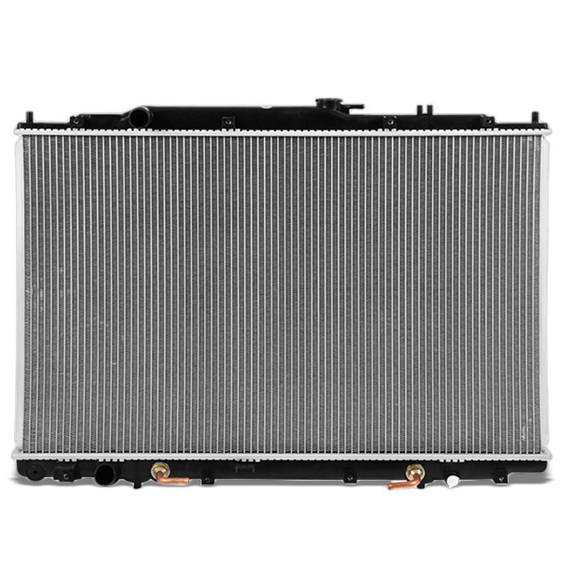 1-Row OE Style Direct Replacement Aluminum Radiator For 03-04 Honda Pilot 3.5L-Cooling Systems-BuildFastCar-BFC-RADOE-2417