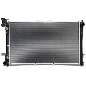 2-Row Black/Metallic Aluminum OEM Radiator Kit For 02-05 Kia Sedona 3.5L AT-Performance-BuildFastCar