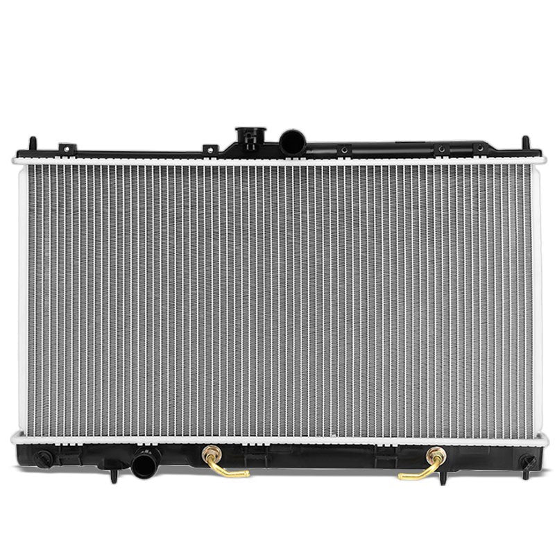 1-Row OE Style Direct Replacement Aluminum Radiator For 02-07 Lancer 2.0L 2.4L-Cooling Systems-BuildFastCar-BFC-RADOE-2448