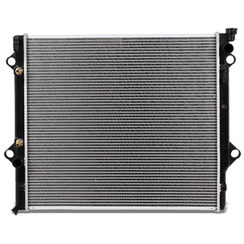1-Row OE Style Direct Replacement Aluminum Radiator For 07-14 Toyota FJ Cruiser-Cooling Systems-BuildFastCar-BFC-RADOE-2580