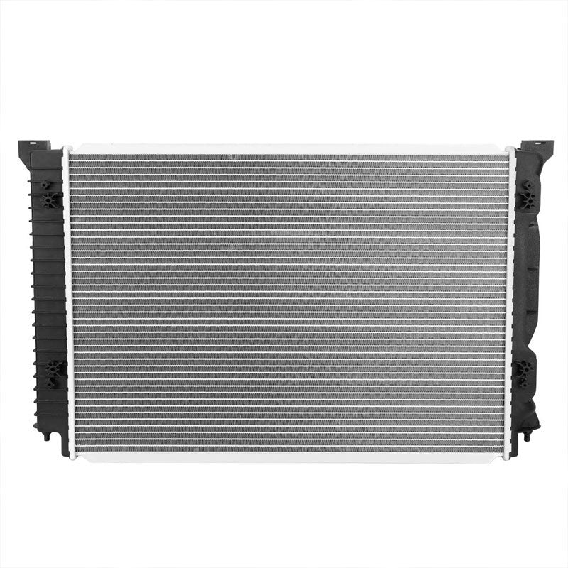 1-Row OE Style Direct Replacement Aluminum Radiator For 02-08 Audi A4 Quattro-Cooling Systems-BuildFastCar-BFC-RADOE-2590