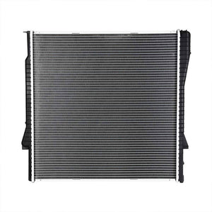 1-Row OE Style Direct Replacement Aluminum Radiator For 01-06 BMW X5 3.0L-Cooling Systems-BuildFastCar-BFC-RADOE-2594