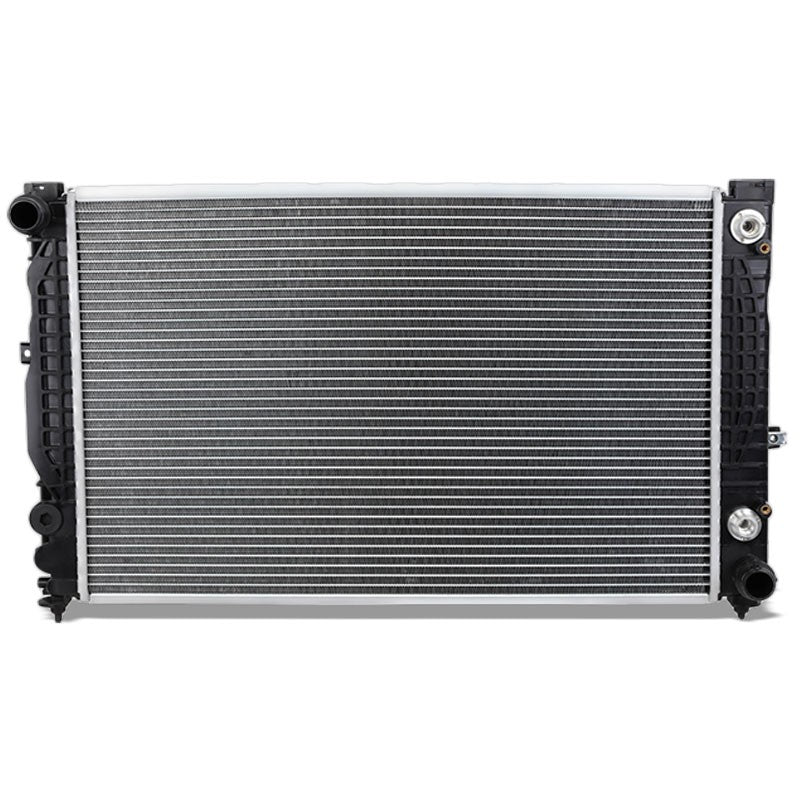 High Flow OE Style Aluminum Core Radiator For 96-01 Audi A4 1.8T/2.8L-Performance-BuildFastCar