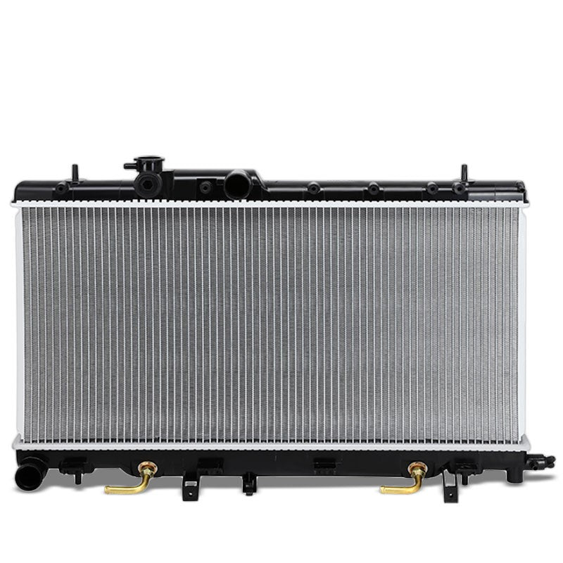 1-Row OE Style Direct Replacement Aluminum Radiator For 05-06 Saab 9-2X 2.5L-Cooling Systems-BuildFastCar-BFC-RADOE-2703