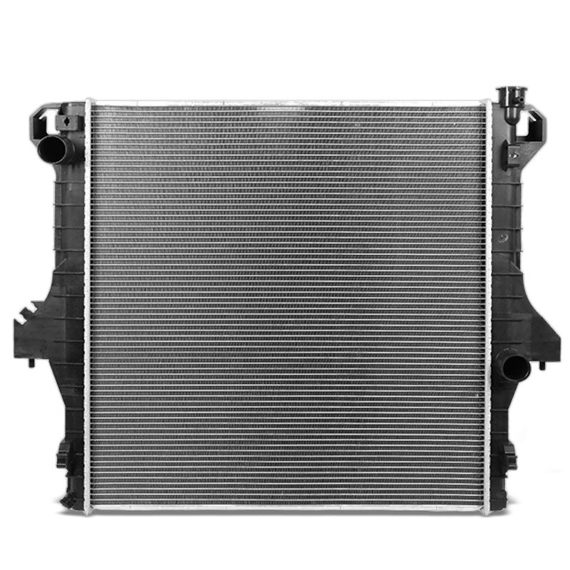 2Row OE Style Direct Replacement Aluminum Radiator For 03-09 Dodge Ram 2500 3500-Cooling Systems-BuildFastCar-BFC-RADOE-2711