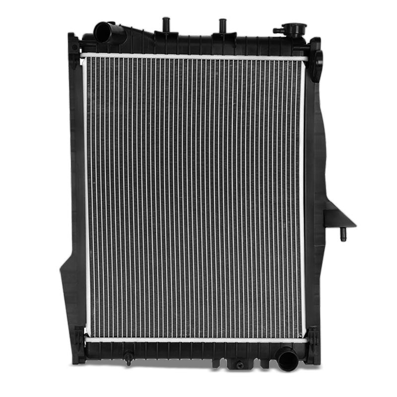 1-Row OE Style Direct Replacement Aluminum Radiator For 04-07 Dodge Durango-Cooling Systems-BuildFastCar-BFC-RADOE-2738