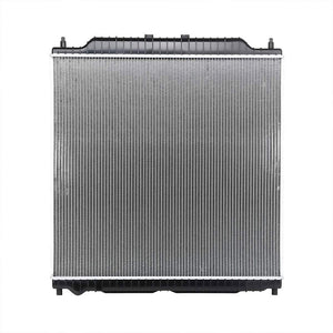 1-Row OE Style Direct Replacement Aluminum Radiator For 03-05 Ford Excursion 6.0-Cooling Systems-BuildFastCar-BFC-RADOE-2741