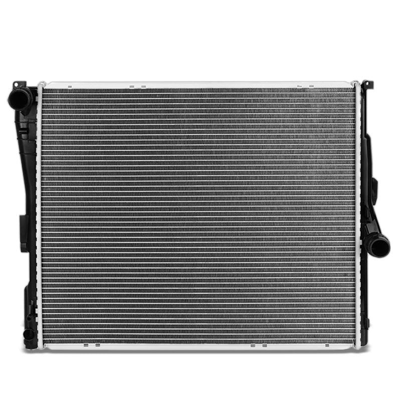 1-Row OE Style Direct Replacement Aluminum Radiator For 04-06 BMW X3 2.5L/3.0L-Cooling Systems-BuildFastCar-BFC-RADOE-2771