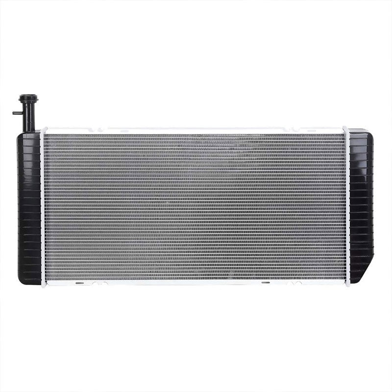 1-Row OE Direct Replacement Aluminum Radiator For 04-16 Chevy Express 2500 3500-Cooling Systems-BuildFastCar-BFC-RADOE-2791
