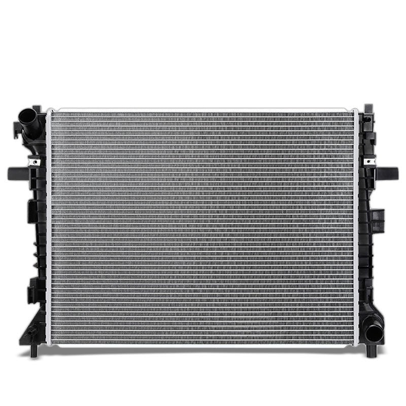 1Row OE Style Direct Replacement Aluminum Radiator For 06-11 Ford Crown Victoria-Cooling Systems-BuildFastCar-BFC-RADOE-2852