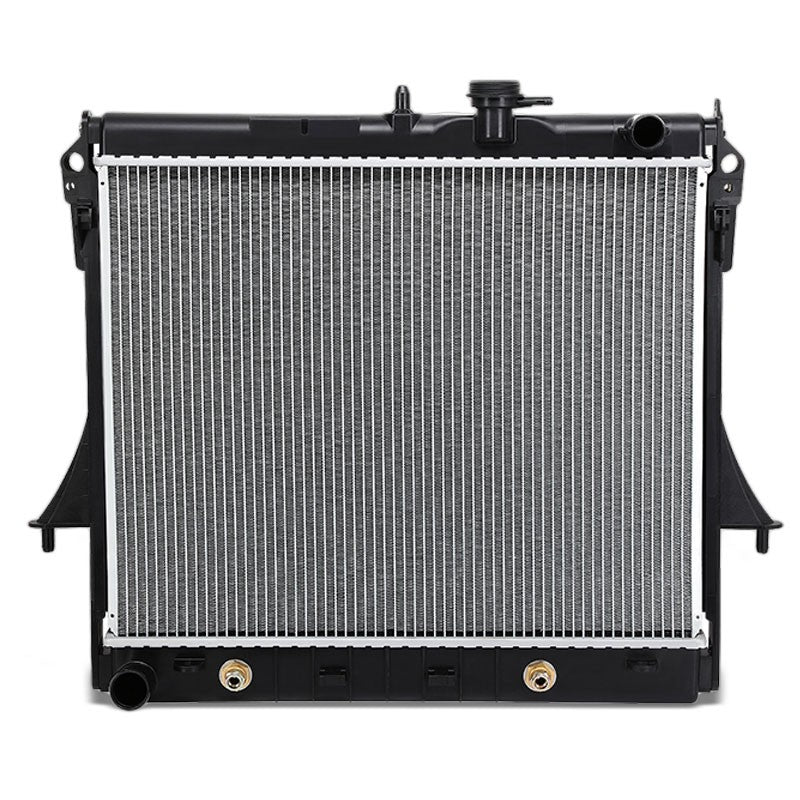 1-Row OE Style Direct Replacement Aluminum Radiator For 09-12 Chevrolet Colorado-Cooling Systems-BuildFastCar-BFC-RADOE-2855