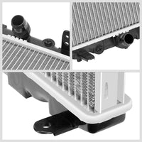 High Flow OE Style Aluminum Core Radiator For 06-11 Honda Civic 1.8L AT/MT-Performance-BuildFastCar