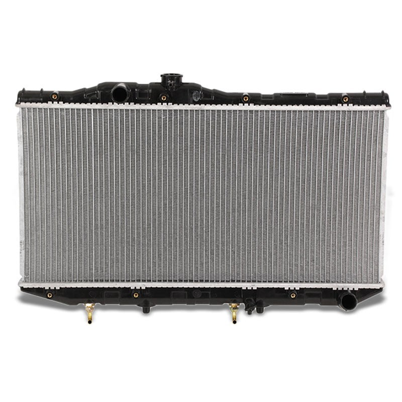 1-Row OE Style Direct Replacement Aluminum Radiator For 87-91 Toyota Camry 2.0L-Cooling Systems-BuildFastCar-BFC-RADOE-870