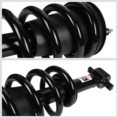 Front Pair OE Style Struts Shock Coil Springs Assembly Kit For 07-14 Chevy Tahoe-Shock Absorbers Parts-BuildFastCar