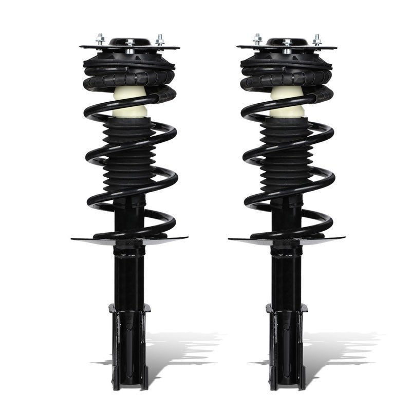 Front OE Style Struts Shock Coil Springs Assembly Kit For 99-05 Chevy Cavalier-Shock Absorbers Parts-BuildFastCar