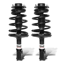 Front Pair OE Style Struts Shock Coil Springs Assembly For 92-96 Toyota Camry-Shock Absorbers Parts-BuildFastCar