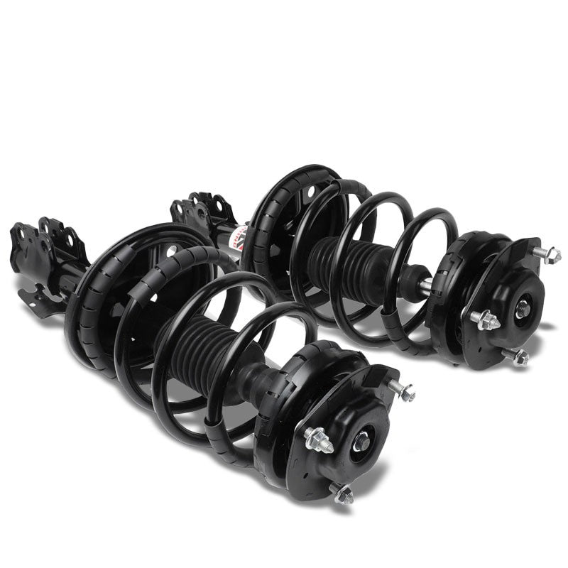 Front Pair OE Style Struts Shock Coil Springs Assembly For 02-03 Toyota Camry-Shock Absorbers Parts-BuildFastCar