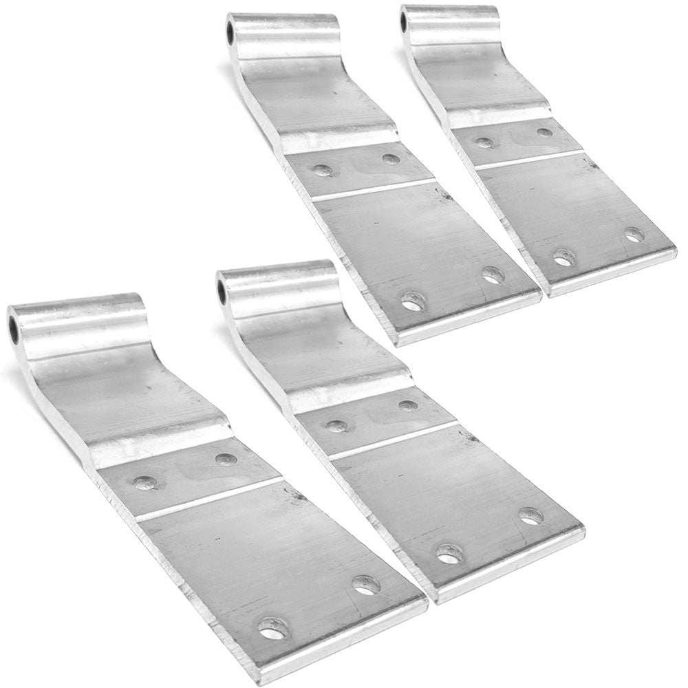 "Strick 4-Hole w/Bushing 2-3/4"" x 9-11/16"" Door Hinge Truck Trailer BFC-TTP-HI-SWH-SK01-X4"
