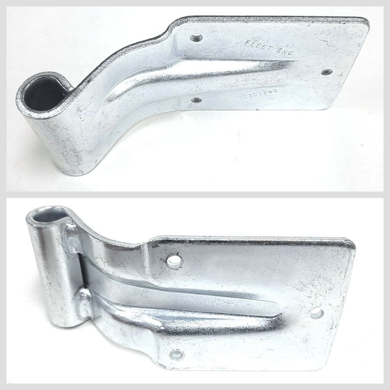 "Trailmobile 3-Hole Square End 2-78/"" x 6-13/16"" Door Hinge Truck BFC-TTP-HI-SWH-TM03-X4"