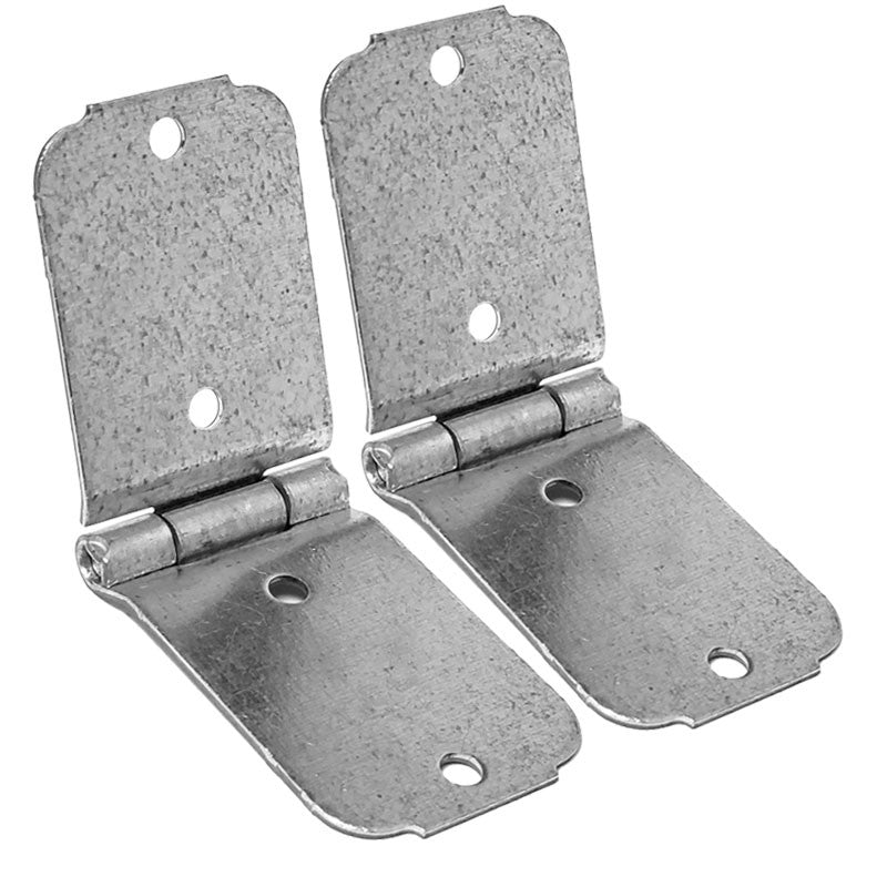 "2X Mild Steel Transglobal Roll Center 2"" Width Hinge For Freight Trailer Roll-Up Door-Door Systems-BuildFastCar-BFC-TTP-HI-TRGBLl-61196-X2"