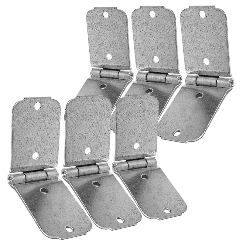 "6X Mild Steel Transglobal Roll Center 2"" Width Hinge For Freight Trailer Roll-Up Door-Door Systems-BuildFastCar-BFC-TTP-HI-TRGBLl-61196-X6"