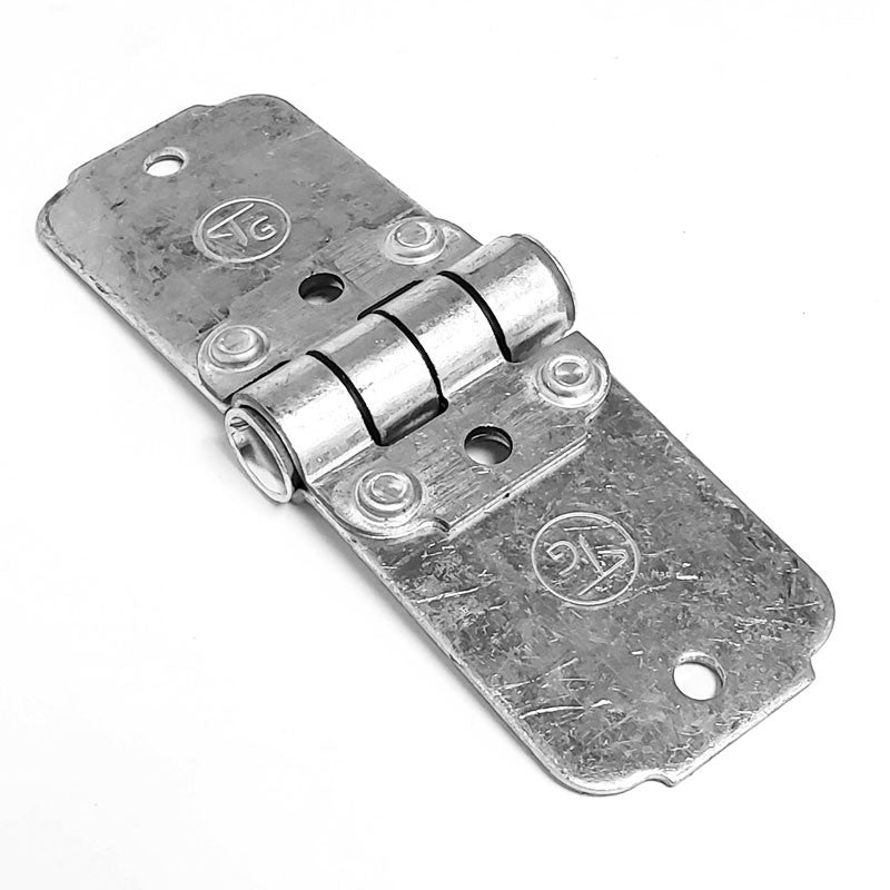 "Metallic Roll Up End Hinge+1.00"" Steel Roller For Freight Trailer Roll Up Door-Door Systems-BuildFastCar-BFC-TTP-MSC-HIROL-0002"