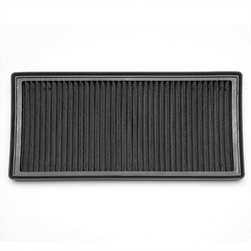 Black High Flow Washable/Reuse OE Drop-In Panel Air Filter For LR4/Range Rover-Performance-BuildFastCar