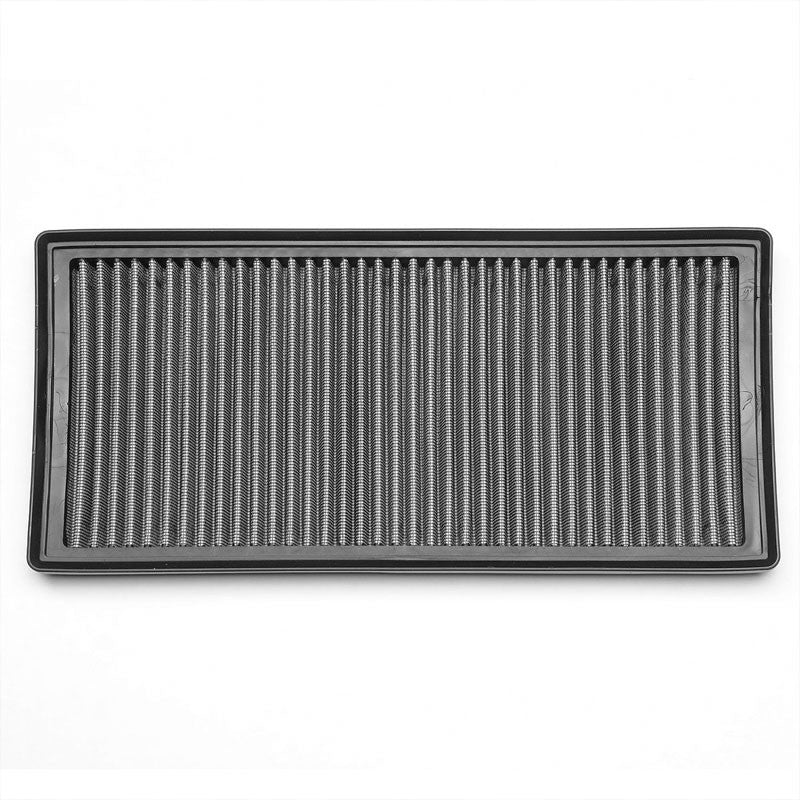 Silver High Flow Washable/Reuse OE Drop-In Panel Air Filter For LR4/Range Rover-Performance-BuildFastCar