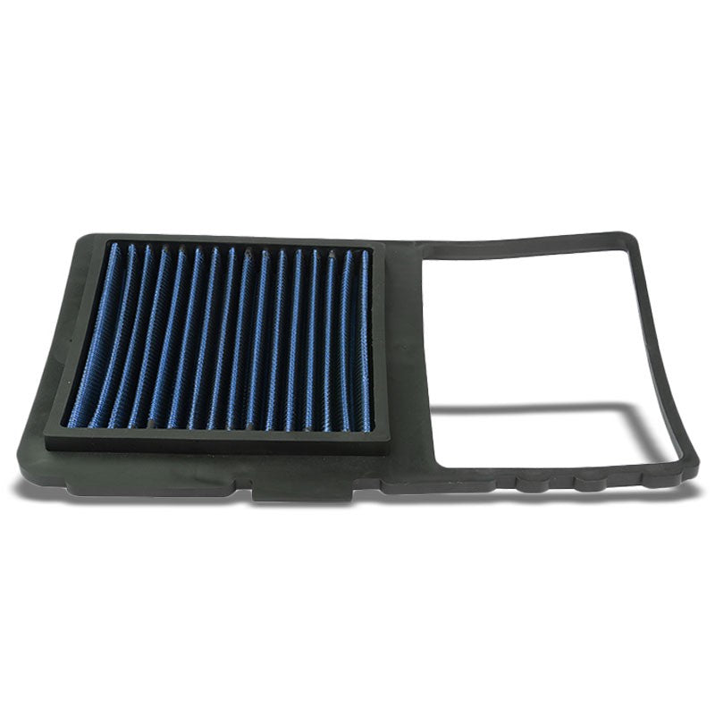 Blue High Flow Washable/Reuse OE Drop-In Panel Air Filter For Toyota Prius-Performance-BuildFastCar