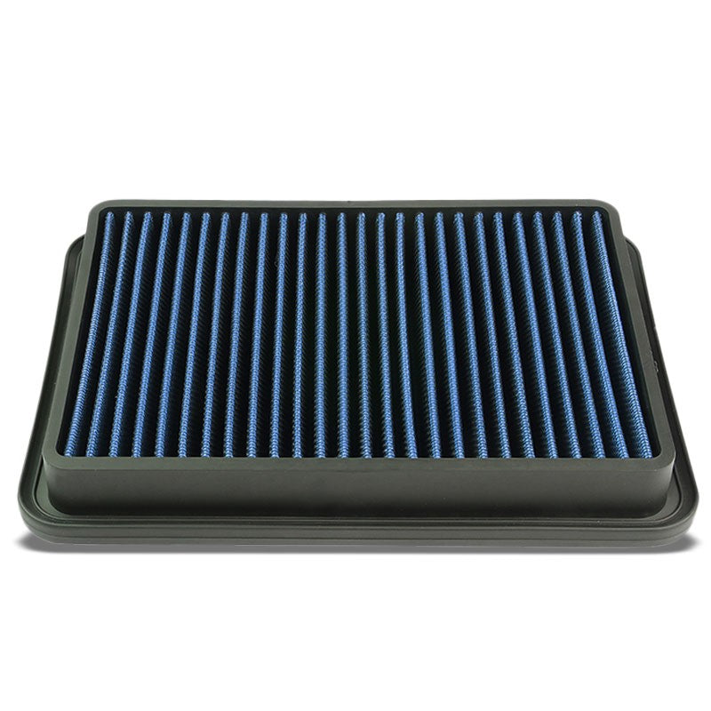 Blue High Flow Washable OE Drop-In Panel Air Filter For 89-00 4Runner 2.4L 2.7L-Performance-BuildFastCar