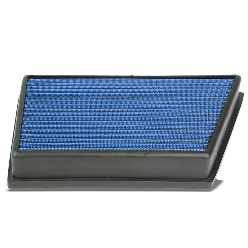 Blue High Flow Washable Drop-In Panel Air Filter For Evoque/LR2/Discovery Sport-Performance-BuildFastCar