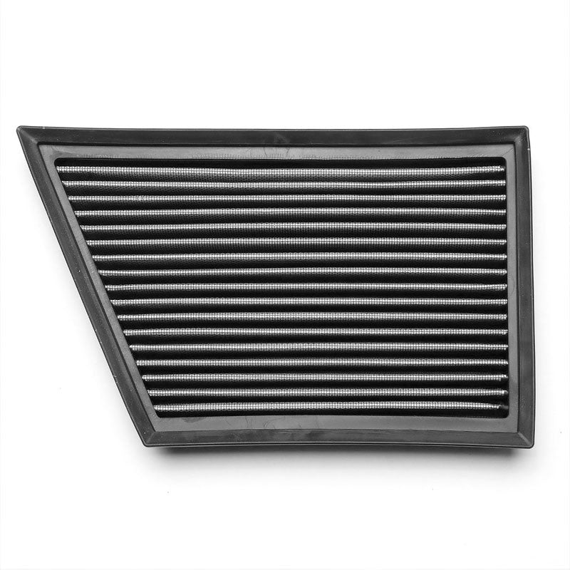 Silver High Flow Washable OE Drop-In Panel Air Filter For 15-17 Discovery Sport-Performance-BuildFastCar