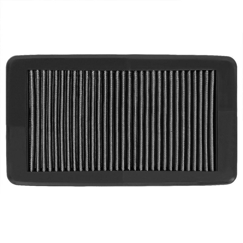 Reusable Silver High Flow Drop-In Panel Air Filter For Honda 09-15 Pilot SUV-Performance-BuildFastCar