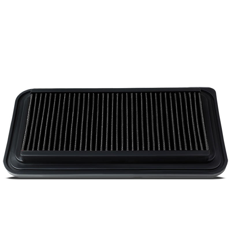 Reusable Black High Flow Drop-In Panel Air Filter For Subaru 13-17 BRZ 2.0L 2-DR-Performance-BuildFastCar
